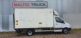 xe tải thùng kín MERCEDES-BENZ Sprinter 516