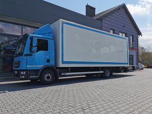 xe tải thùng kín PALFINGER winda MBB C 1500L + zabudowa / kontener