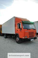 xe tải thùng kín VOLVO FL7 260 Intercooler left hand drive manual pump 19 ton