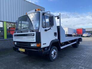 xe tải vận chuyển ô tô DAF 45.150 Manual pump, full steel, NL truck