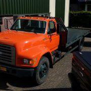 xe tải vận chuyển ô tô FORD F800