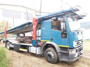 xe tải vận chuyển ô tô IVECO 150E27 BISARCA 5 POSTI