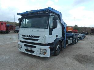 xe tải vận chuyển ô tô IVECO Stralis AS190S45