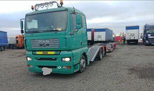 xe tải vận chuyển ô tô MAN TGA 26.460