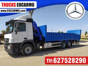 xe tải vận chuyển ô tô MERCEDES-BENZ ACTROS 25 32
