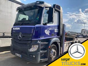 xe tải vận chuyển ô tô MERCEDES-BENZ ACTROS 2548