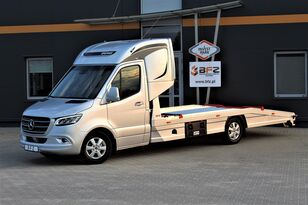 xe tải vận chuyển ô tô MERCEDES-BENZ Mercedes-Benz Sprinter 319 V6 LUFTFEDERUNG AB WERK Schlafkabine mới