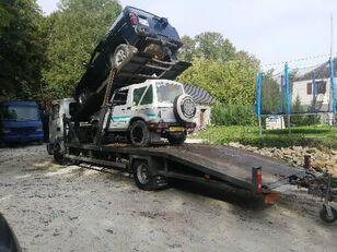 xe tải vận chuyển ô tô NISSAN Alteon