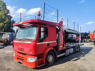 xe tải vận chuyển ô tô RENAULT Premium 410 DXI Autotransporter ROLFO, Laweta, Lohra
