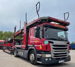 xe tải vận chuyển ô tô SCANIA P410 N320 ROLFO TVF