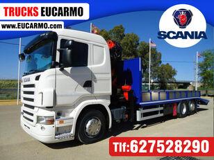 xe tải vận chuyển ô tô SCANIA R 440