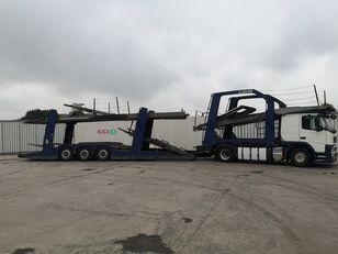 xe tải vận chuyển ô tô VOLVO FM 13 440