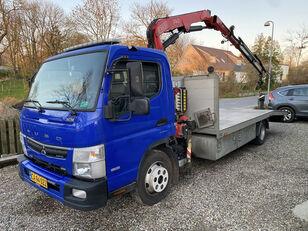 xe tải vận chuyển ô tô Mitsubishi Fuso Canter