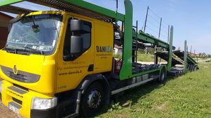 xe tải vận chuyển ô tô RENAULT Premium 370.18 Euro5 !!! + rơ moóc vận chuyển xe hơi