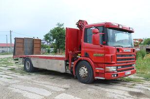 xe tải vận chuyển ô tô SCANIA 94D 220